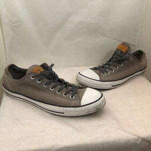 Converse Summer Woven low Gray Sneakers 12 Mason